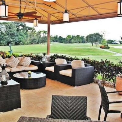 Main clubhouse outdoor patio boca woods