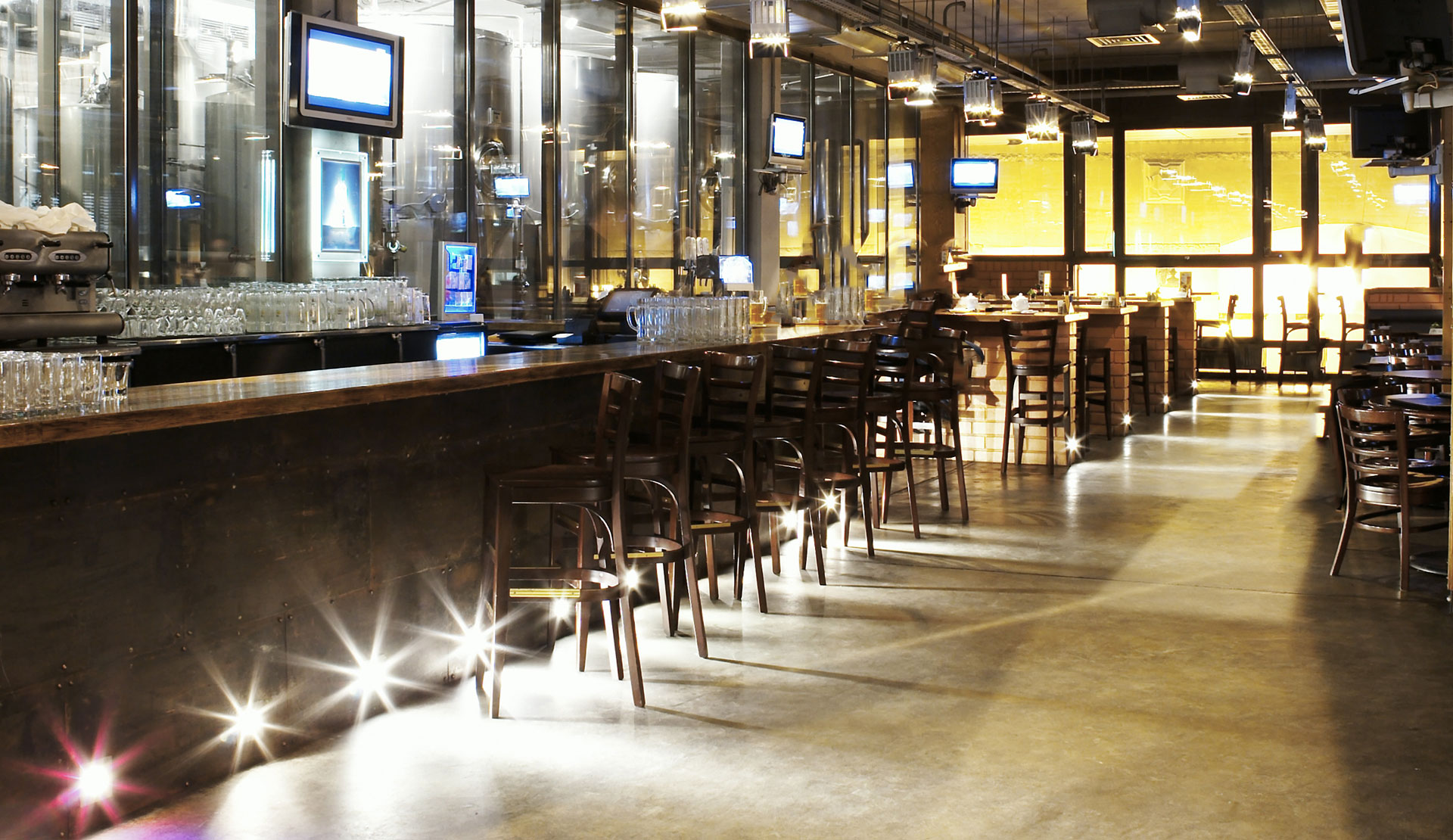Retail & Restaurant Construction & Hospitality