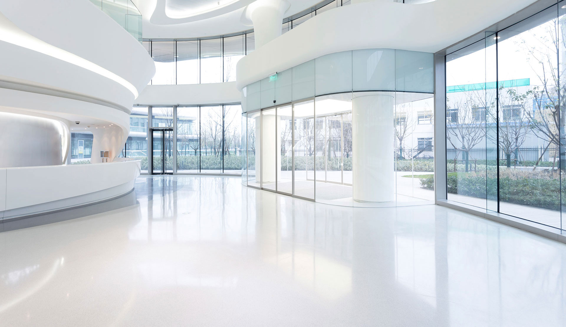 MEDICAL AND HEALTHCARE FACILITIES